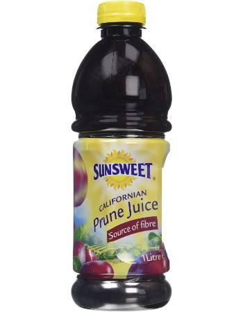 SUNSWEET PRUNE JUICE 1L