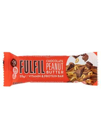 FULFIL BAR CHOCOLATE PEANUT BUTTER 55G