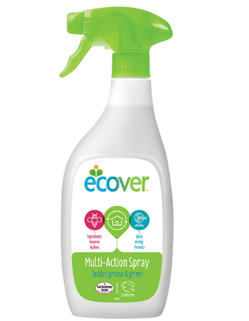 ECOVER MULTI ACTION SPRAY 0.5L