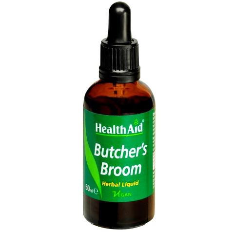HEALTH AID BUTCHER'S BROOM (LIQUID) 50ML